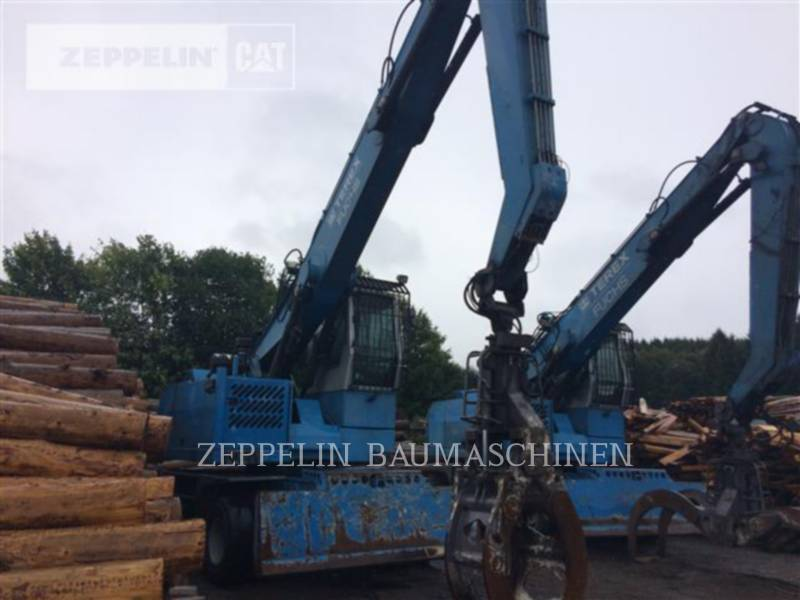 FUCHS MOBILBAGGER MHL454 equipment  photo 2