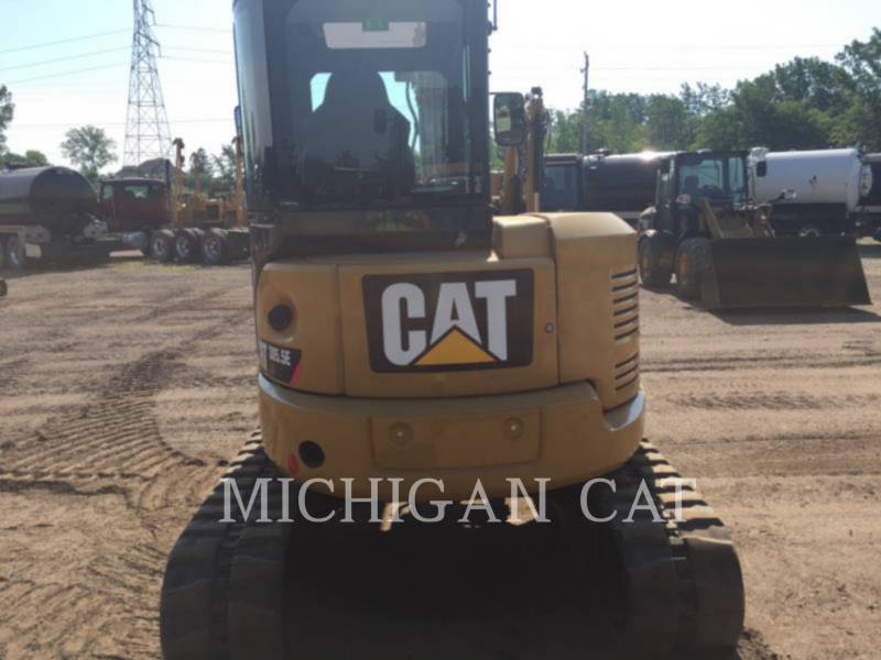 CATERPILLAR TRACK EXCAVATORS 305.5ECR AQ equipment  photo 15