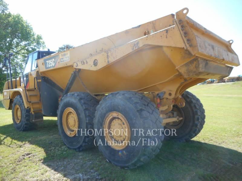 CATERPILLAR アーティキュレートトラック 725C T4F equipment  photo 11
