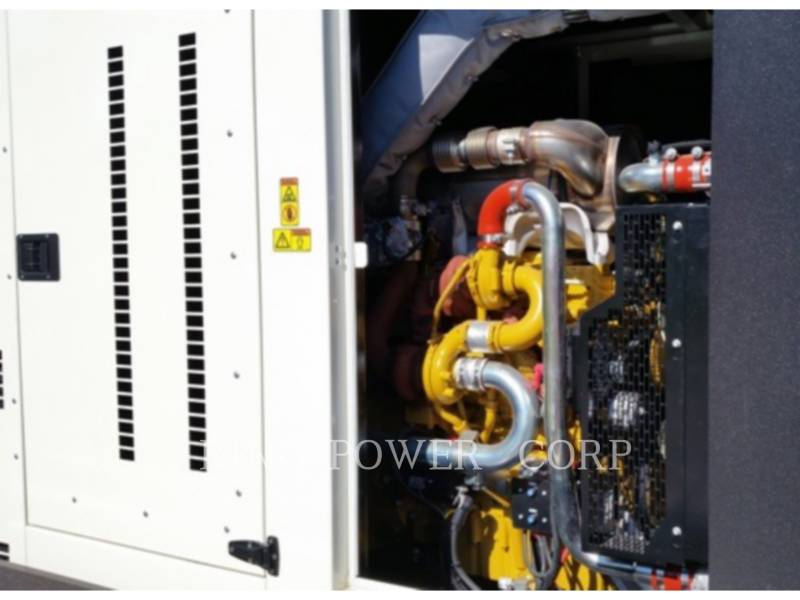 CATERPILLAR PORTABLE GENERATOR SETS XQ 100 equipment  photo 5
