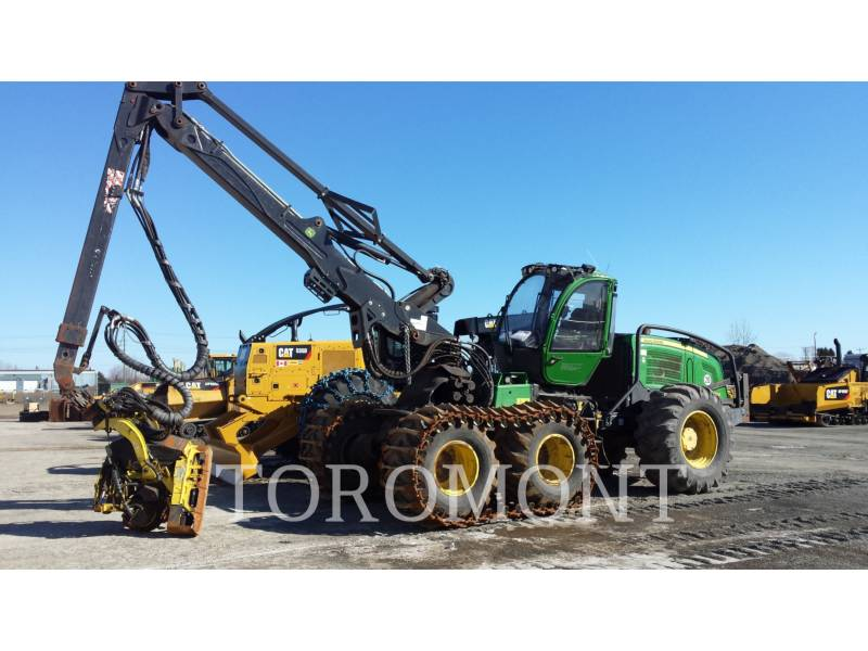 JOHN DEERE FORESTAL - ARRASTRADOR DE TRONCOS 1470E equipment  photo 1
