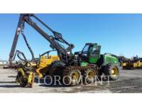 Equipment photo JOHN DEERE 1470E FORSTWIRTSCHAFT - HOLZRÜCKER 1