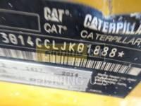 CATERPILLAR PELLES SUR CHAINES 301.4C equipment  photo 2