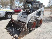 BOBCAT CHARGEURS COMPACTS RIGIDES 753 equipment  photo 4