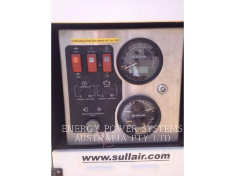 SULLAIR COMPRESSOR DE AR 900HA-DWQ-CAT equipment  photo 5