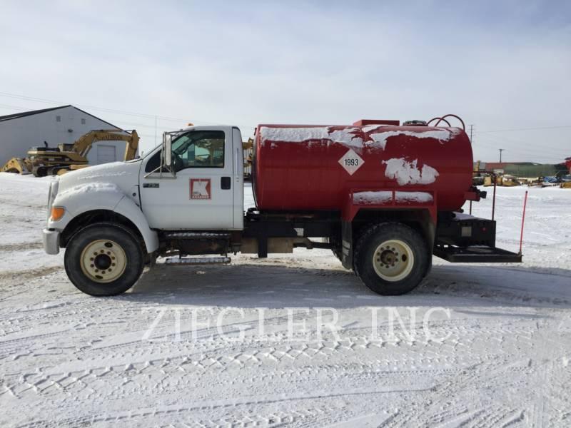 FORD TRUCK ダンプ・トラック F750 equipment  photo 1