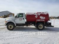 Equipment photo FORD TRUCK F750 DUMPER A TELAIO RIGIDO 1