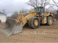 Equipment photo CATERPILLAR 988G WHEEL LOADERS/INTEGRATED TOOLCARRIERS 1