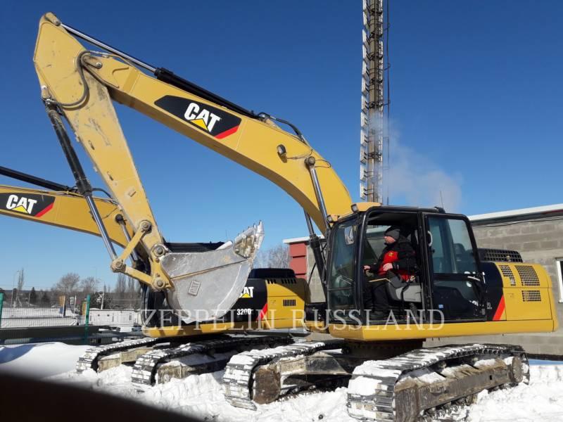 CATERPILLAR KOPARKI GĄSIENICOWE 320D2L equipment  photo 1