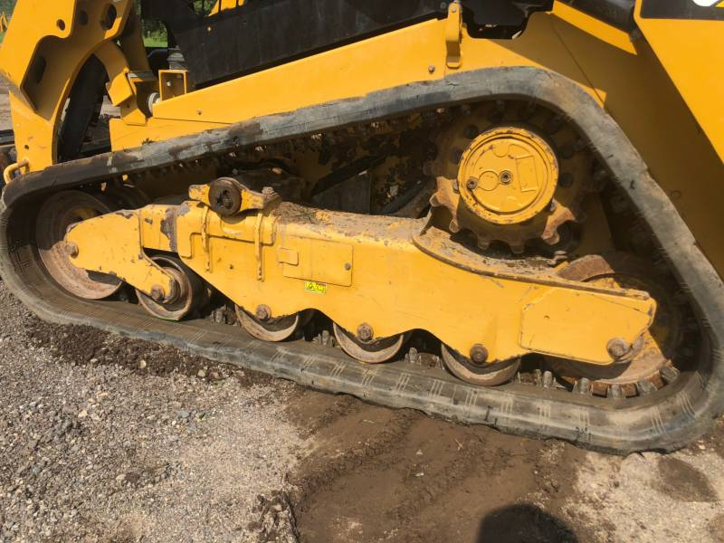 CATERPILLAR MULTI TERRAIN LOADERS 259 D equipment  photo 12