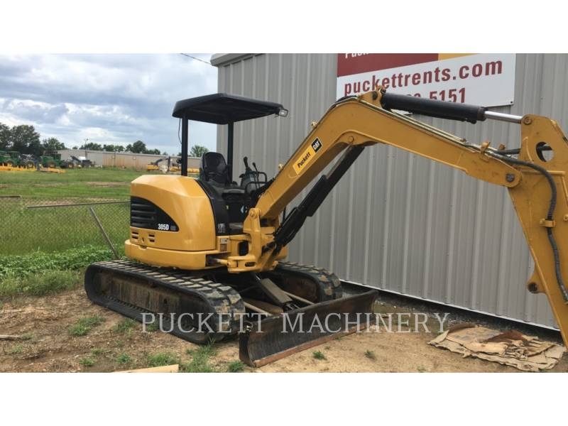 CATERPILLAR TRACK EXCAVATORS 305DCR equipment  photo 6
