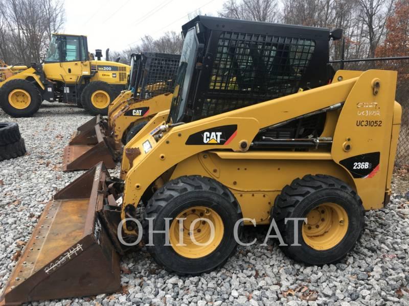 CATERPILLAR MINICARGADORAS 236B3 equipment  photo 6
