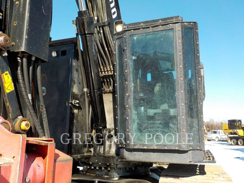 CATERPILLAR FORESTAL - TALADORES APILADORES - DE CADENAS 521B equipment  photo 3