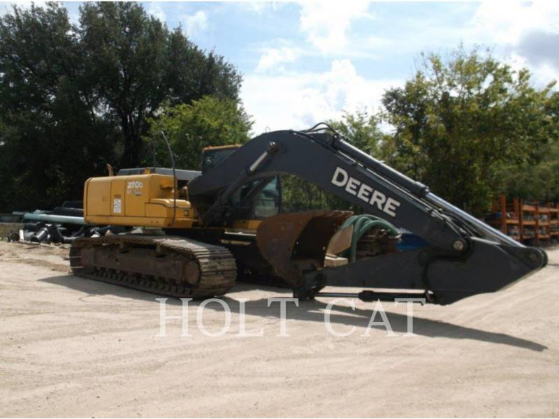 DEERE & CO. EXCAVADORAS DE CADENAS 270D equipment  photo 2