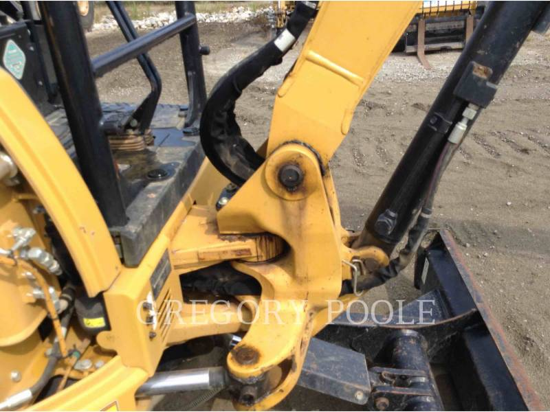 CATERPILLAR KETTEN-HYDRAULIKBAGGER 303ECR equipment  photo 18