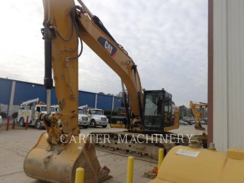 CATERPILLAR EXCAVADORAS DE CADENAS 329EL CF equipment  photo 4
