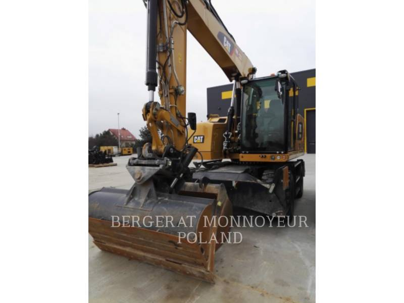 CATERPILLAR PELLES SUR PNEUS M314 F equipment  photo 6