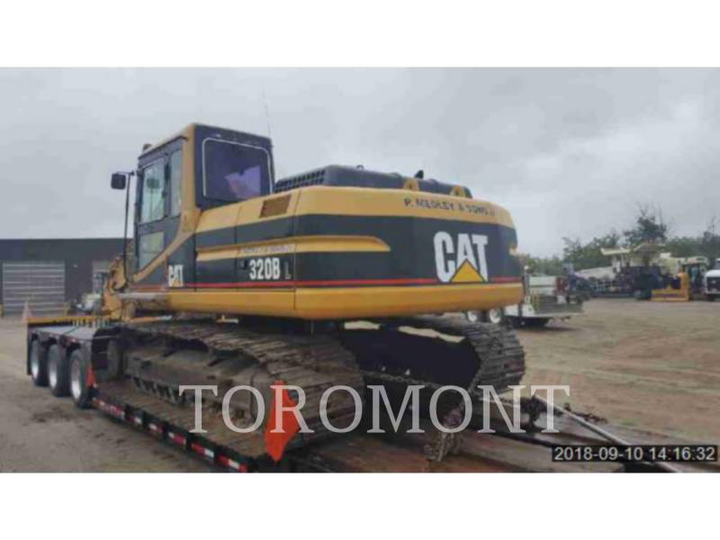 CATERPILLAR TRACK EXCAVATORS 320BL equipment  photo 4