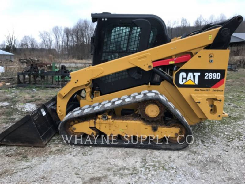 CATERPILLAR CHARGEURS TOUT TERRAIN 289D XPS equipment  photo 1