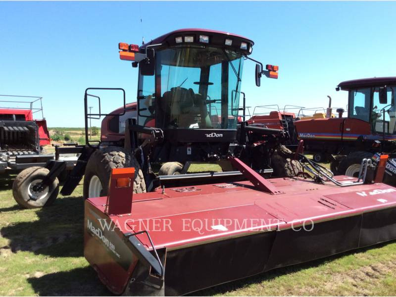 MACDON AG HAY EQUIPMENT M200 equipment  photo 1