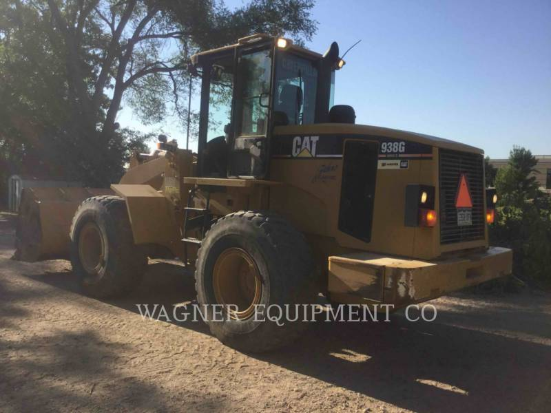 CATERPILLAR WHEEL LOADERS/INTEGRATED TOOLCARRIERS 938GII equipment  photo 2