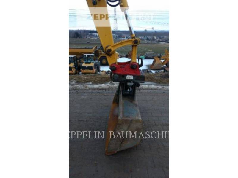 KOMATSU LTD. WHEEL EXCAVATORS PW98MR equipment  photo 11