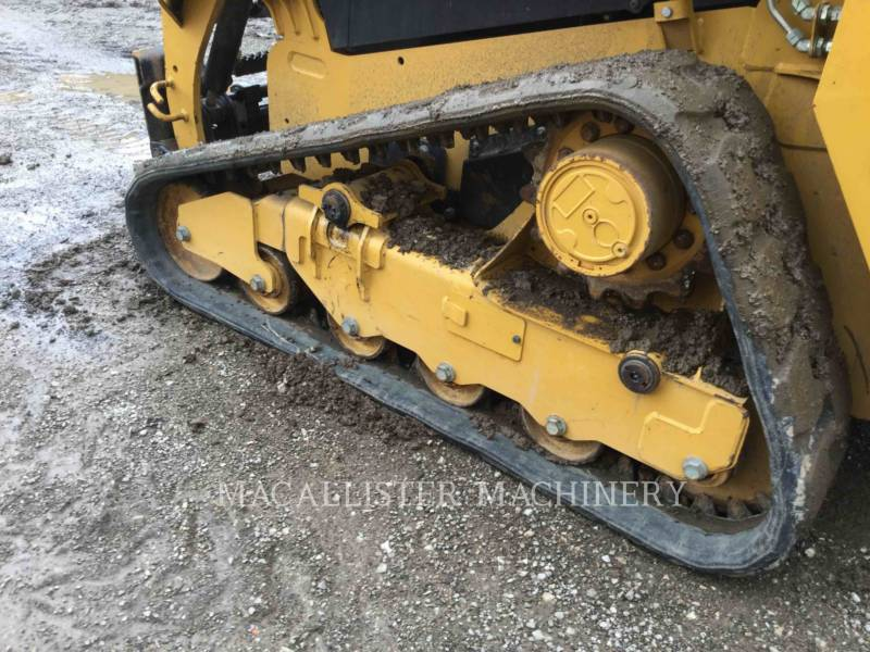 CATERPILLAR CHARGEURS TOUT TERRAIN 249D equipment  photo 13