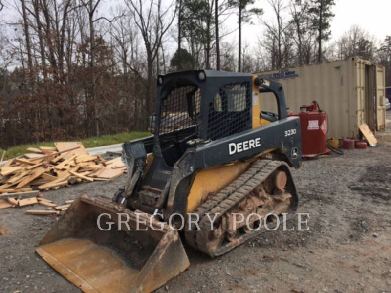 JOHN DEERE MULTI TERRAIN LOADERS 323D equipment  photo 2
