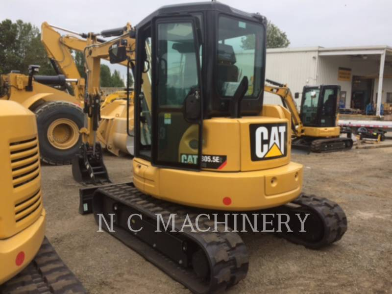 CATERPILLAR TRACK EXCAVATORS 305.5E2CRB equipment  photo 2