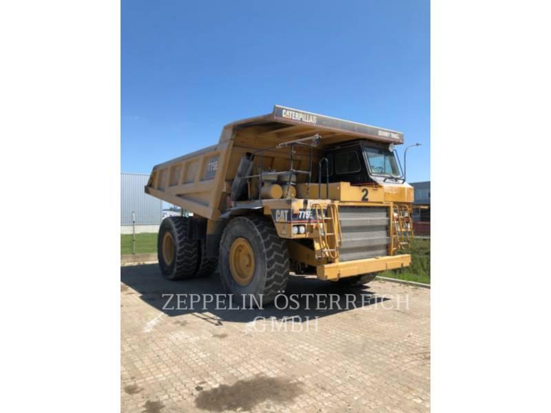 CATERPILLAR MINING OFF HIGHWAY TRUCK 775E equipment  photo 1