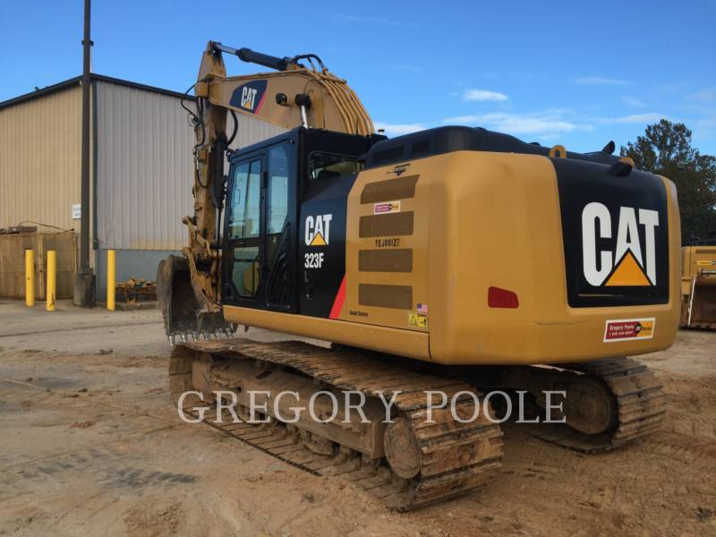 CATERPILLAR EXCAVADORAS DE CADENAS 323F L equipment  photo 5