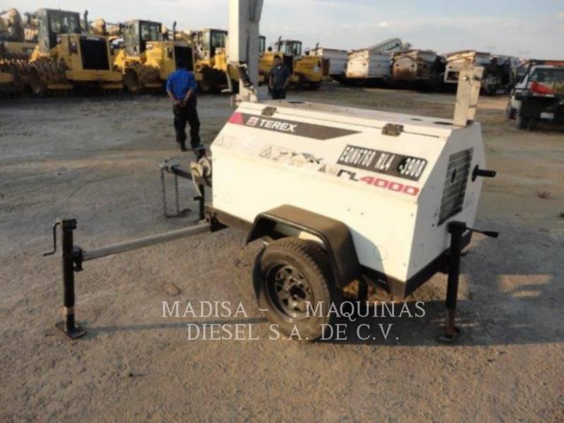 TEREX CORPORATION TORRE DE ALUMBRADO RL4000 equipment  photo 8