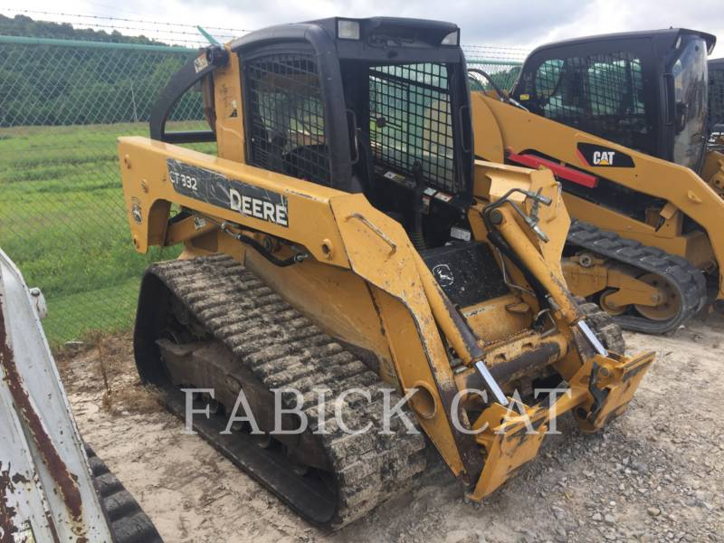 JOHN DEERE MULTI TERRAIN LOADERS CT 332 equipment  photo 2