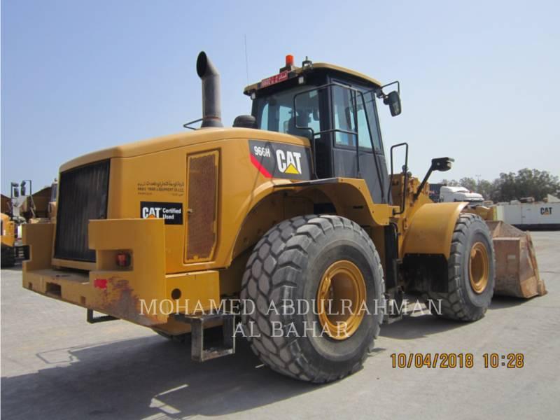 CATERPILLAR ホイール・ローダ/インテグレーテッド・ツールキャリヤ 966 H equipment  photo 5