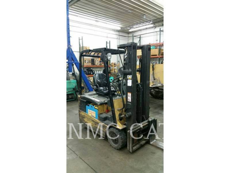 CATERPILLAR LIFT TRUCKS CHARIOTS À FOURCHE ET3000 equipment  photo 2