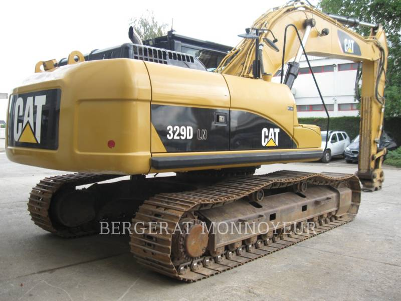 CATERPILLAR RUPSGRAAFMACHINES 329DLN equipment  photo 2