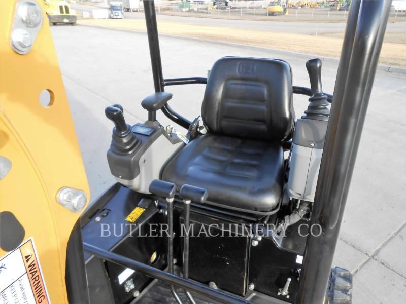 CATERPILLAR KETTEN-HYDRAULIKBAGGER 301.7DCR equipment  photo 5