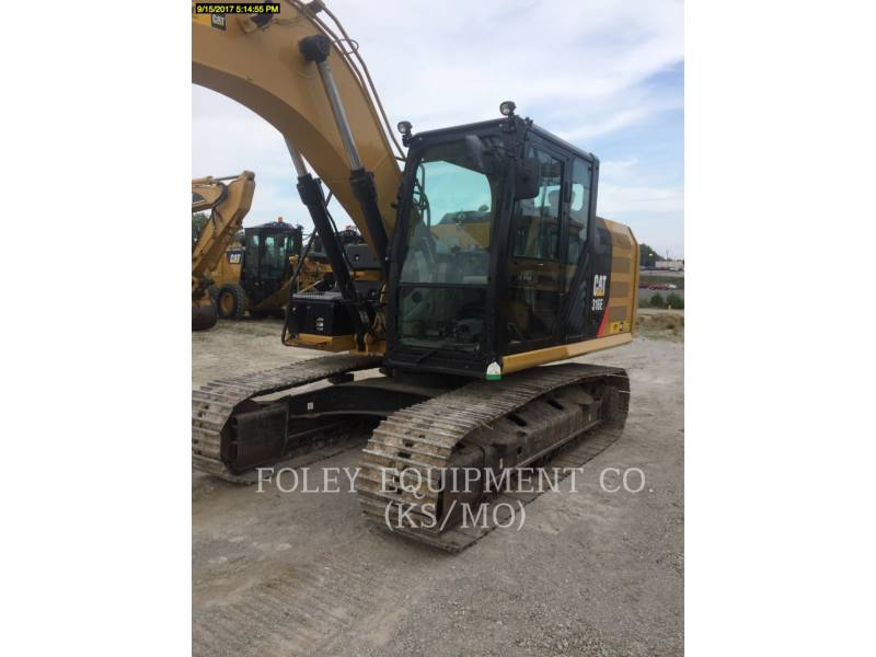CATERPILLAR EXCAVADORAS DE CADENAS 316EL9 equipment  photo 1