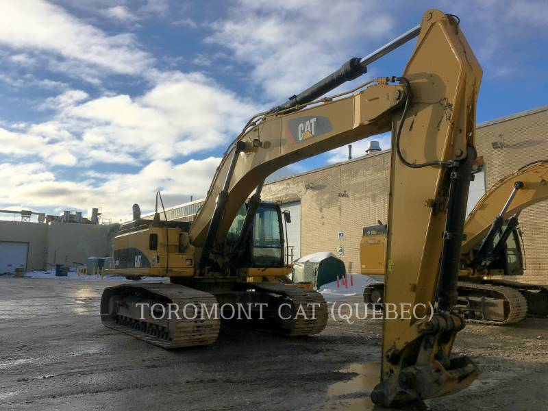 CATERPILLAR TRACK EXCAVATORS 345DLVG equipment  photo 2