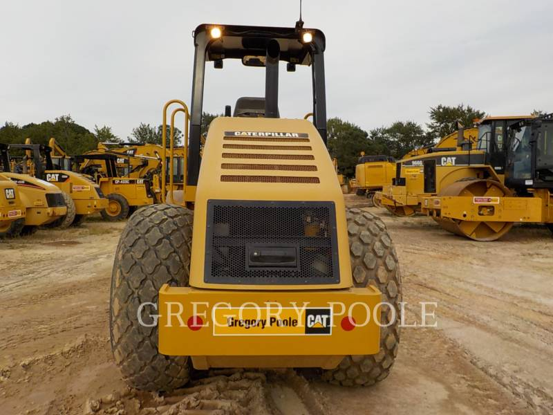 CATERPILLAR VIBRATORY SINGLE DRUM SMOOTH CS54 equipment  photo 13