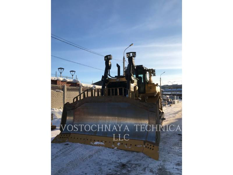 CATERPILLAR TRACTEURS MINIERS D 8 R equipment  photo 2