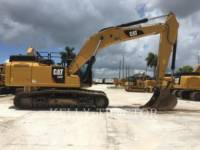 CATERPILLAR PELLES SUR CHAINES 349FL equipment  photo 6