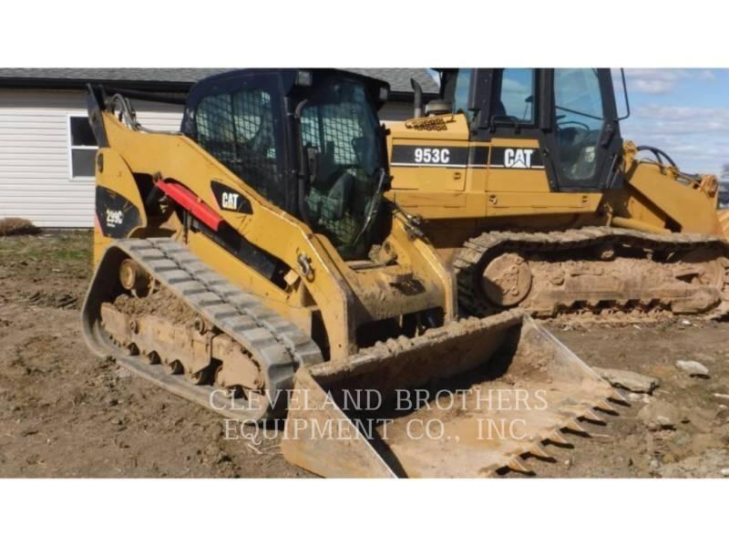 CATERPILLAR 多地形装载机 299C equipment  photo 2