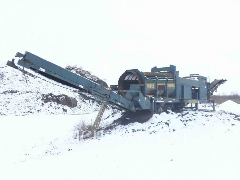 POWERSCREEN TROMMEL SCREEN 615 equipment  photo 1