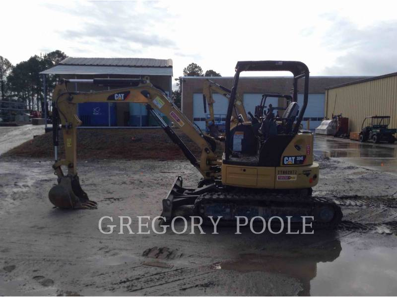 CATERPILLAR TRACK EXCAVATORS 304E CR equipment  photo 7