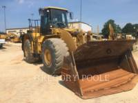Equipment photo CATERPILLAR 980G WHEEL LOADERS/INTEGRATED TOOLCARRIERS 1
