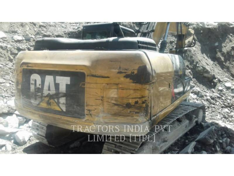 CATERPILLAR KOPARKI GĄSIENICOWE 320D2 equipment  photo 5