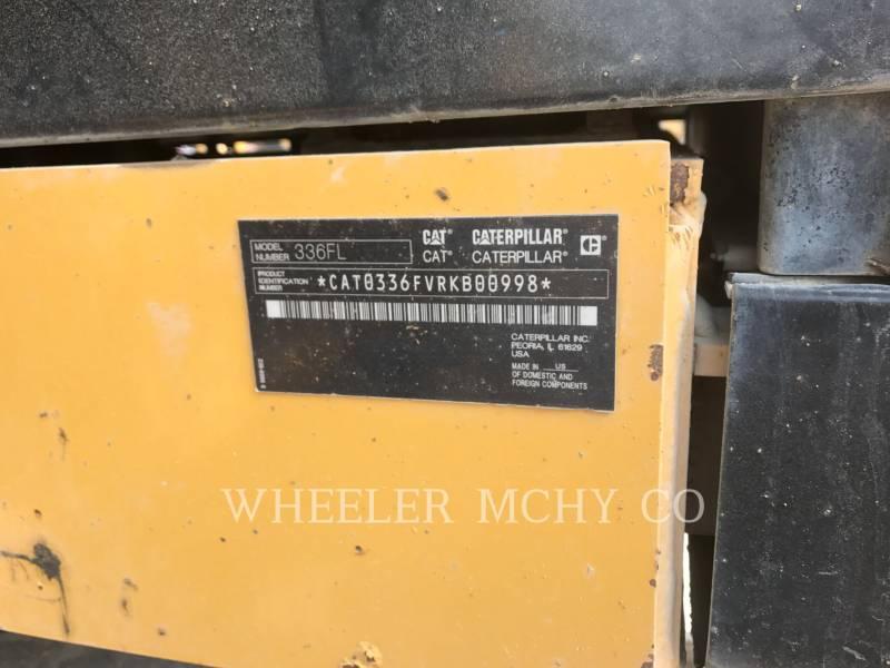 CATERPILLAR トラック油圧ショベル 336F L equipment  photo 6