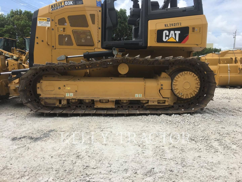 Detail photo of 2016 Caterpillar D3K from Construction Equipment Guide