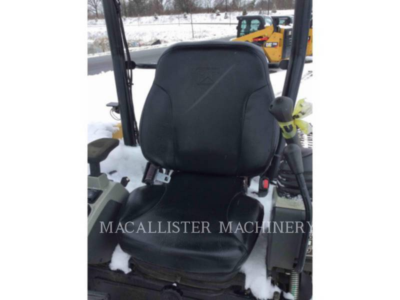 CATERPILLAR TRACK EXCAVATORS 304E2CR equipment  photo 12